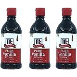 McCormick Pure Vanilla vvLNs Extract, 16 Oz (3 Pack)