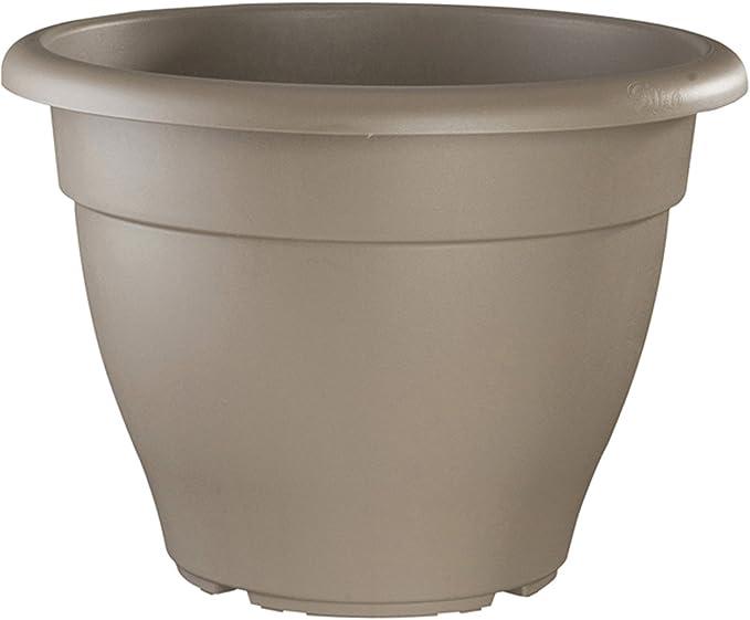 Capri 35/cm Artevasi pot de fleurs taupe 35/cm