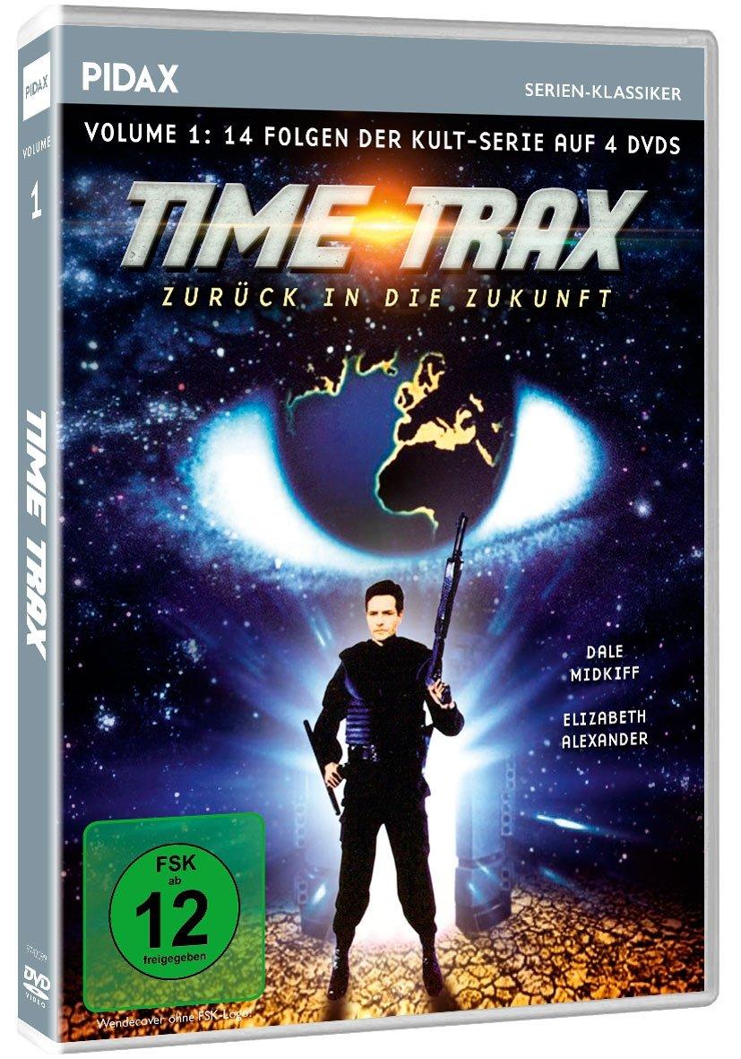 Time Trax Zurück In Die Zukunft Vol 1 Die Ersten 14