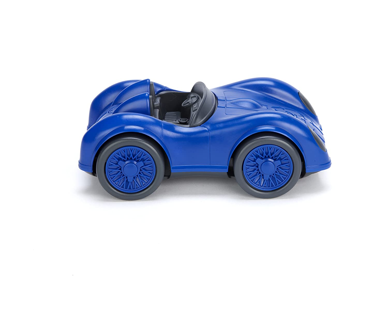 Amazon Com Green Toys Race Car Blue Toys Games