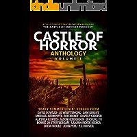 Castle of Horror Anthology Volume Three: Summer Lovin' book cover