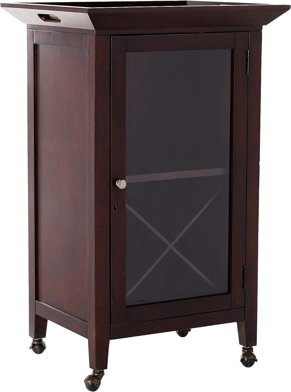 Amazon Com Howard Miller 695 074 Butler Wine Bar Cabinet