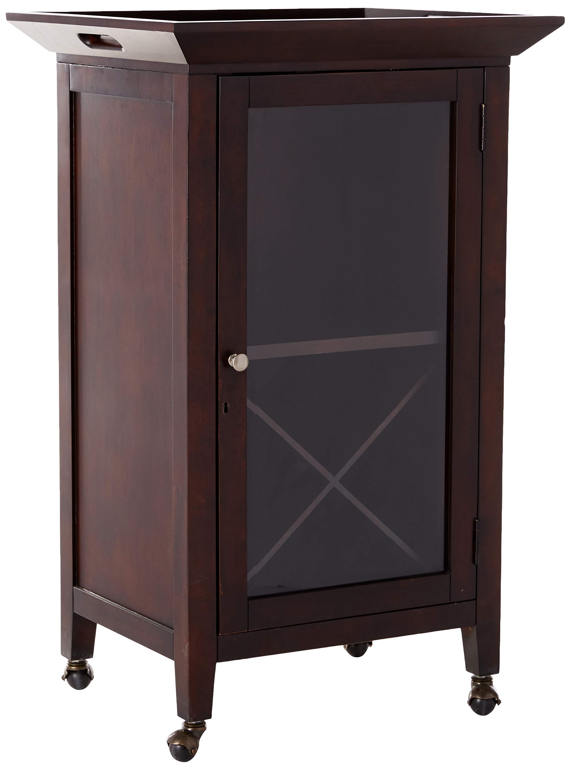 Howard Miller 695-074 Butler Wine & Bar Cabinet by Howard Miller