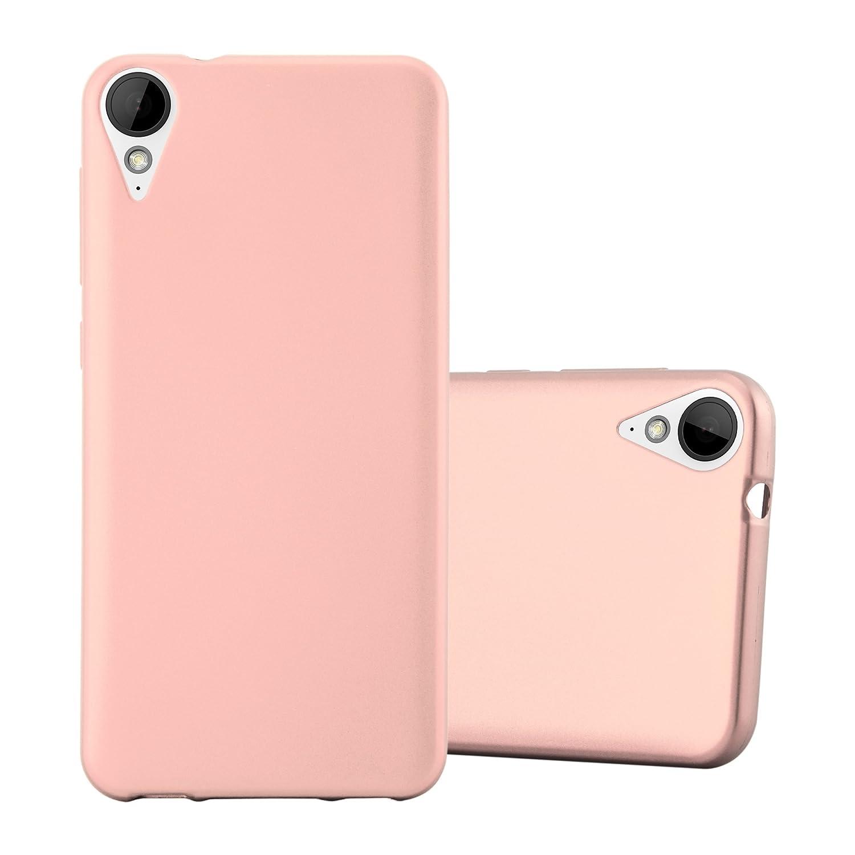 92f0ef95efb Cadorabo Funda para HTC 10 Lifestyle/Desire 825 en Metallic Oro Rosa:  Amazon.es: Electrónica