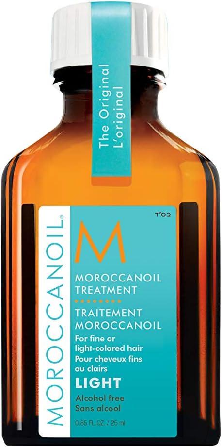 Moroccanoil Light Oil Tratamiento Capilar - 25 ml