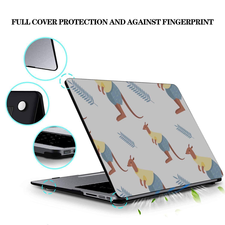MacBook Pro Computer Case Cartoon Sun Smilie Kawaii Face Plastic Hard Shell Compatible Mac Air 11 Pro 13 15 MacBook Air Case 2018 Protection for MacBook 2016-2019 Version