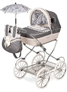 Amazon.es: DCUEVASTOYS- Coche DE MUÑECA 3X1-XL Romantic ...