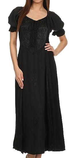 Sakkas Bridget Renaissance Dress At Amazon Womens Clothing Store