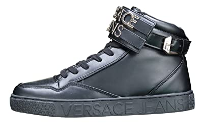 Versace Jeans Linea Cassetta Homme e0yrbsd2  Amazon.fr  Chaussures ... ad74576dd36