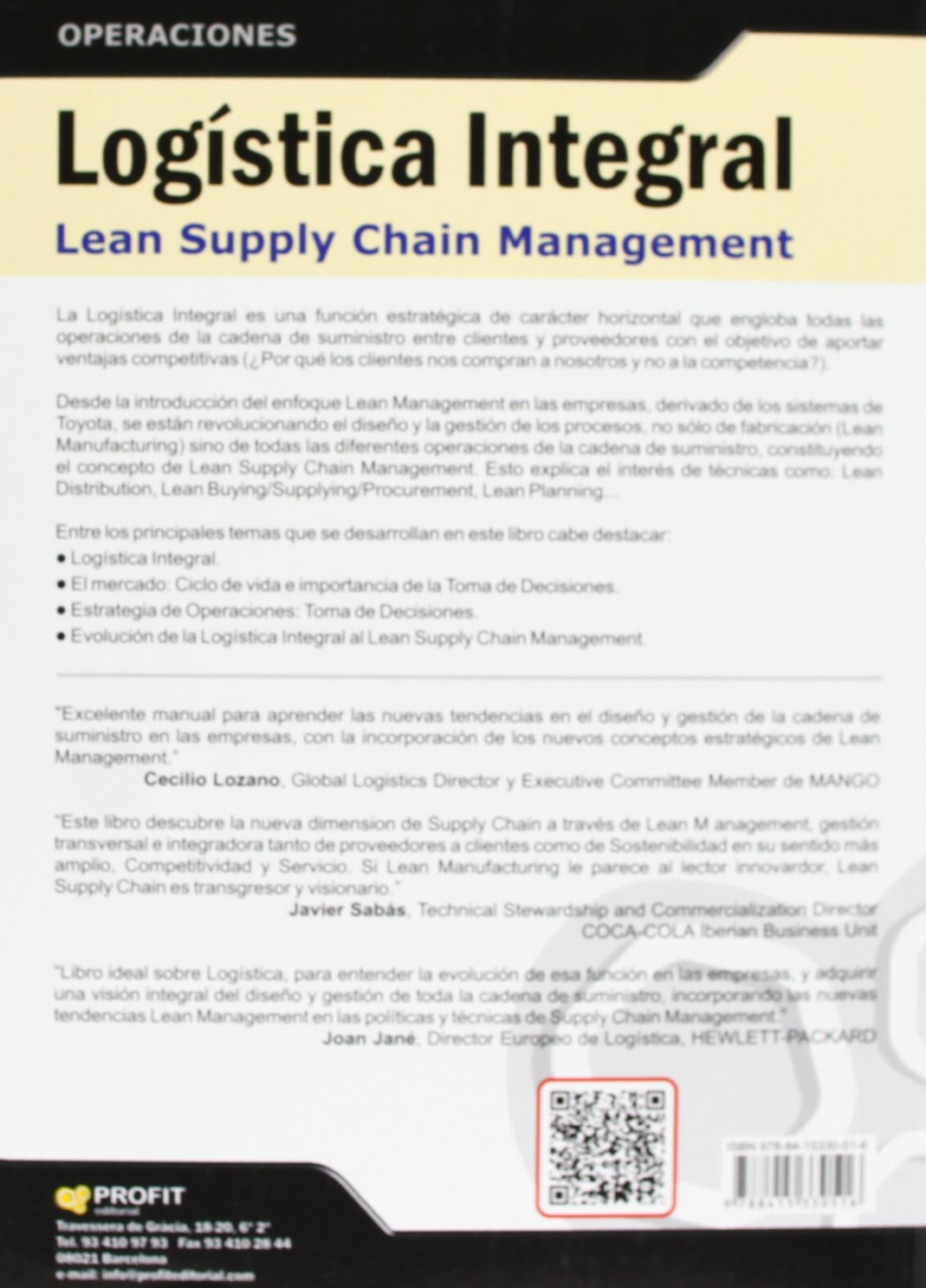 Lean Supply Chain And Logistics Management Pdf