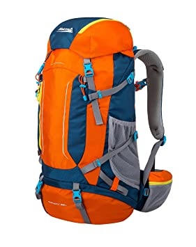 f6881a295b5b Makino 60L Waterproof Camping Backpack with Internal Frame