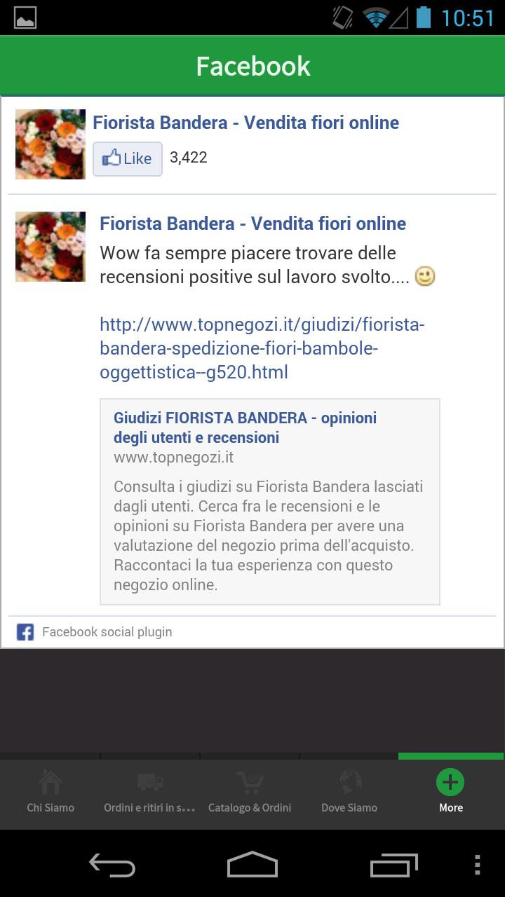 Acquisto Fiori On Line.Amazon Com Shop Fiori Fiorista Bandera Appstore For Android