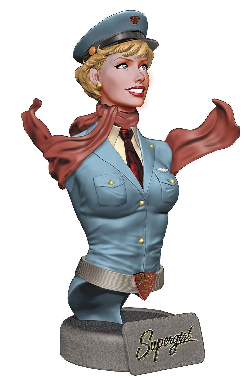 DC Comics APR160453 Bombshehells Supergirl Bust DC Entertainment