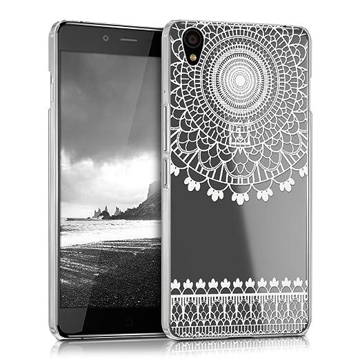 5 opinioni per kwmobile Cover per OnePlus X- Custodia trasparente per cellulare- Back cover