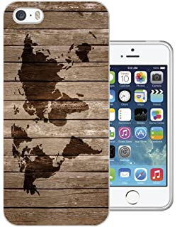 Amazon 004 cool funk bookshelf look library design iphone 6 596 vintage wood design look vintage world map design iphone se 2016 fashion trend gumiabroncs Choice Image