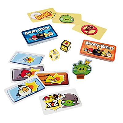 Angry Birds Card Game: Toys & Games