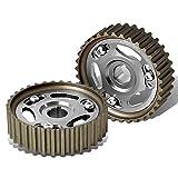 For Honda Civic/Del Sol/CR-V/Acura Integra B-Series Engine Cam Gear (Silver) - B16 B17 B18 B20 DOHC