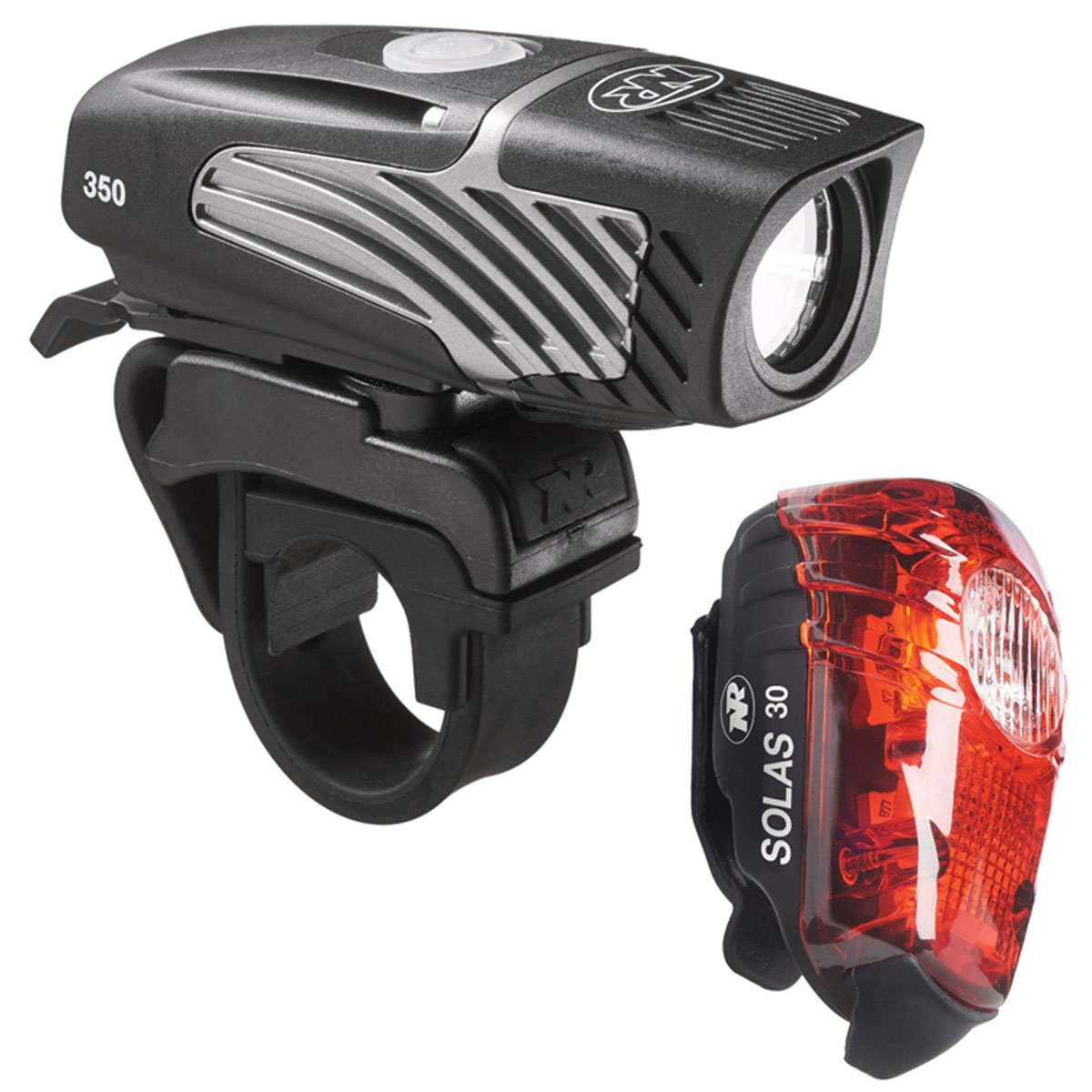 NiteRider Lumina Micro 350//Solas 30 USB Combo Bike Light Pro-Motion Distributing Direct 6723