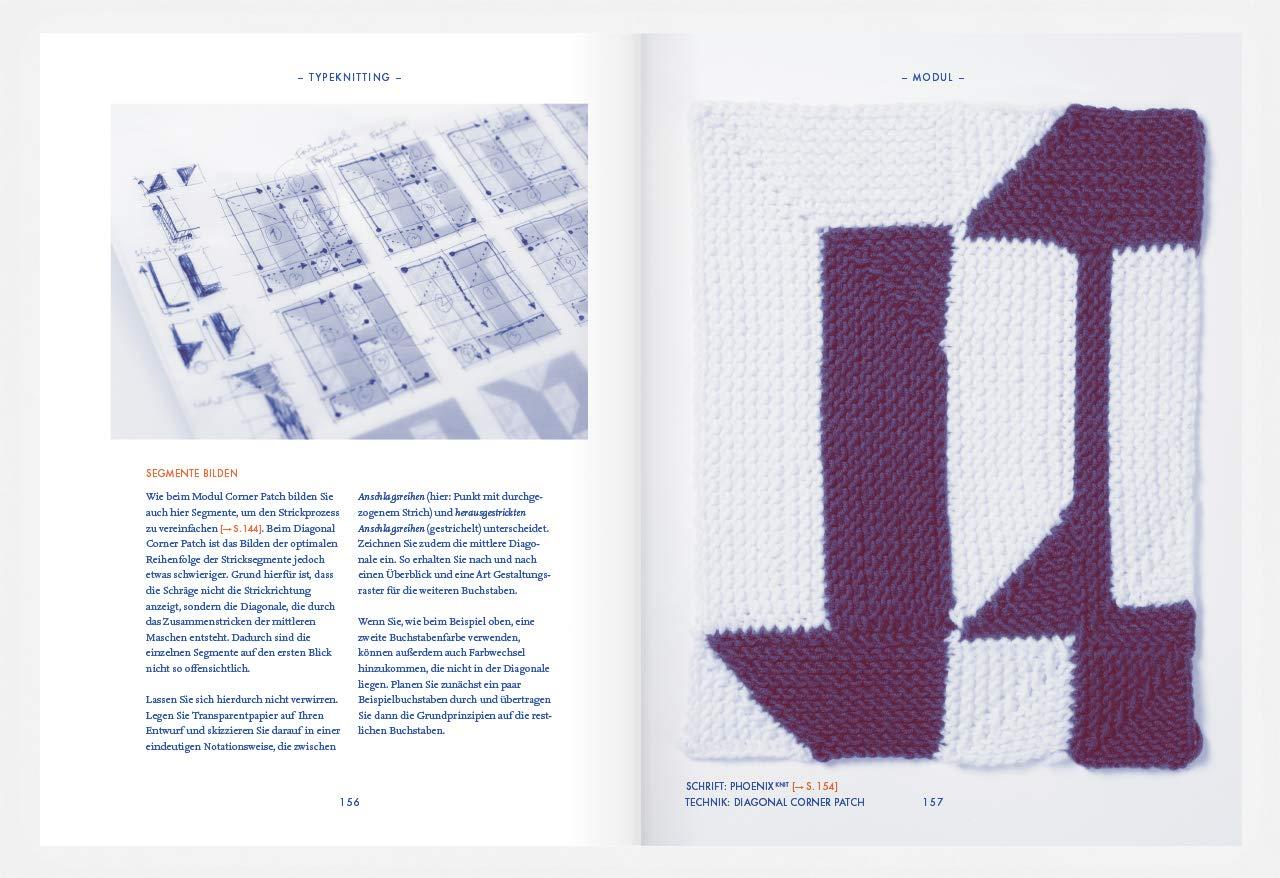 Pixel, Patch und Pattern: Typeknitting: Amazon.de: Rüdiger Schlömer: Bücher