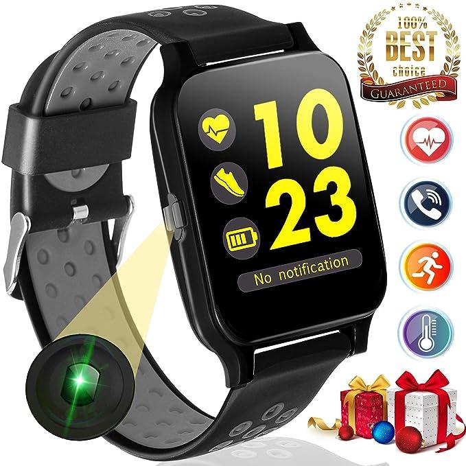 Fitness Smart Watch For Men Women Call Heart Rate Blood Pressure Touch Running Sports Watch Band Bluetooth Man Smart Watch Clock Watches