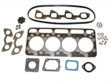 New Kubota v1702 Upper Gasket Kit
