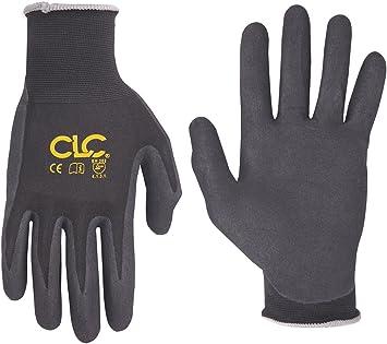 CLC Custom Leathercraft 123L Workright Open Cuff Flex Grip Work Gloves Large