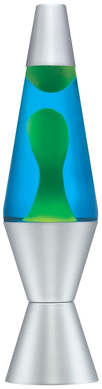 Lava Lamp Classic Lava Lamp, 14.5 Inch, Green/ Blue: Amazon.co.uk: Lighting