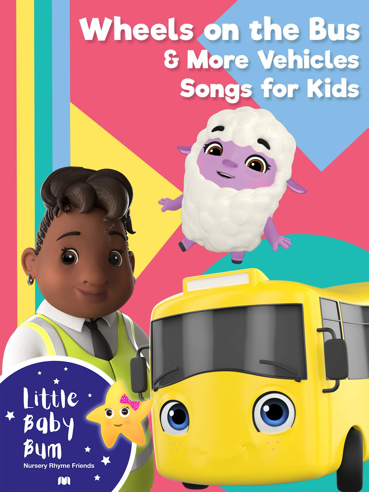 Little Baby Bum - Wheels on the Bus & More Vehicle Songs for Kids