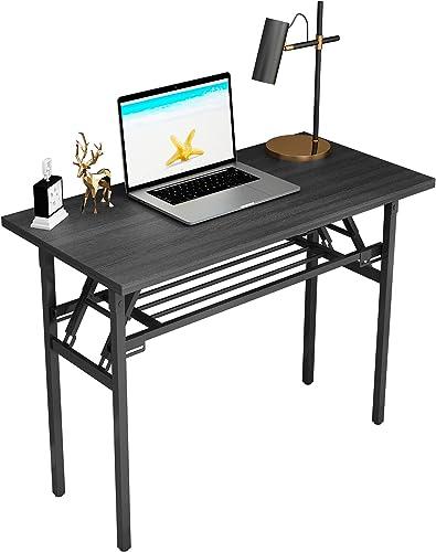 CRGHS Foldable Laptop Computer Desk