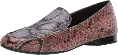 Donald J Pliner Womens Lilian Loafer Flat