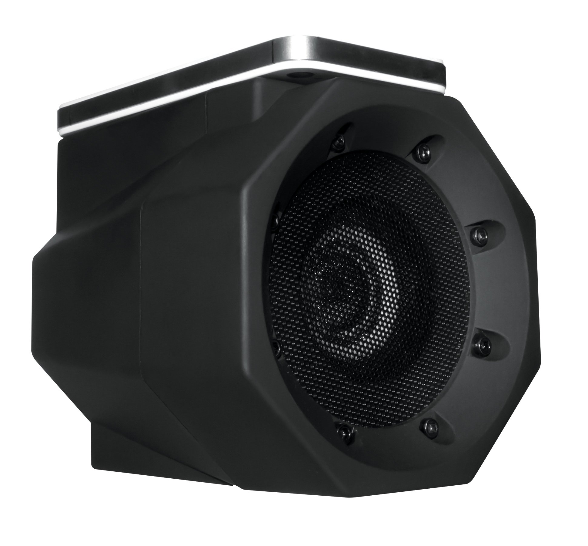 BoomTouch Wireless Touch Portable Speaker Boom Box (Black) by Allstar Innovations (Image #2)