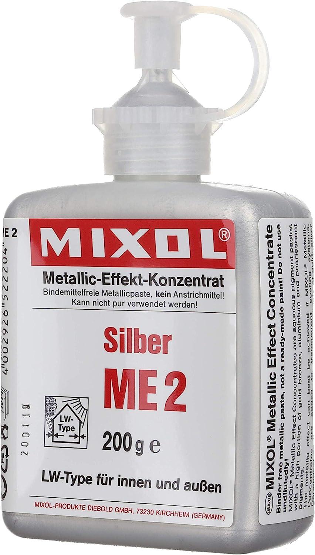 Mixol 200 ml no ME2 plata Universal tinte concentrado