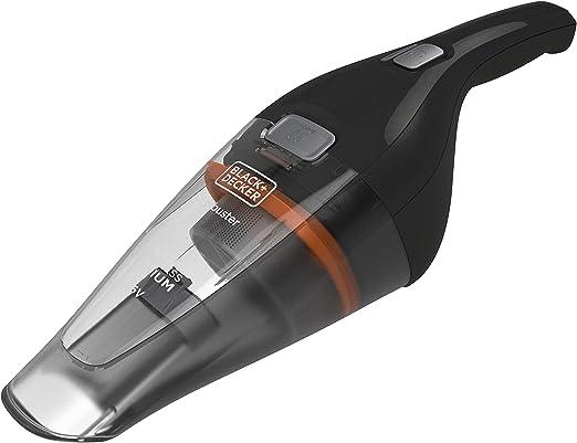 BLACK+DECKER NCV115JL-QW - Aspirador de mano sin cable 3.6 V (1.5 ...
