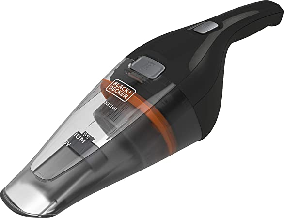 BLACK+DECKER NCV115JL-QW - Aspirador de mano sin cable 3.6 V (1.5Ah), 325 ml: Amazon.es: Hogar