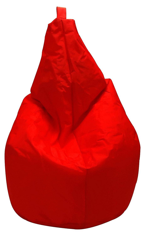 70% de descuento Fashion Home Puff Grande 53019 Rojo Rojo Rojo 120 x 80 x 80 cm  tienda en linea