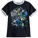 Marvel Thor and Hulk T-Shirt For Kids - Thor: Ragnarok Black