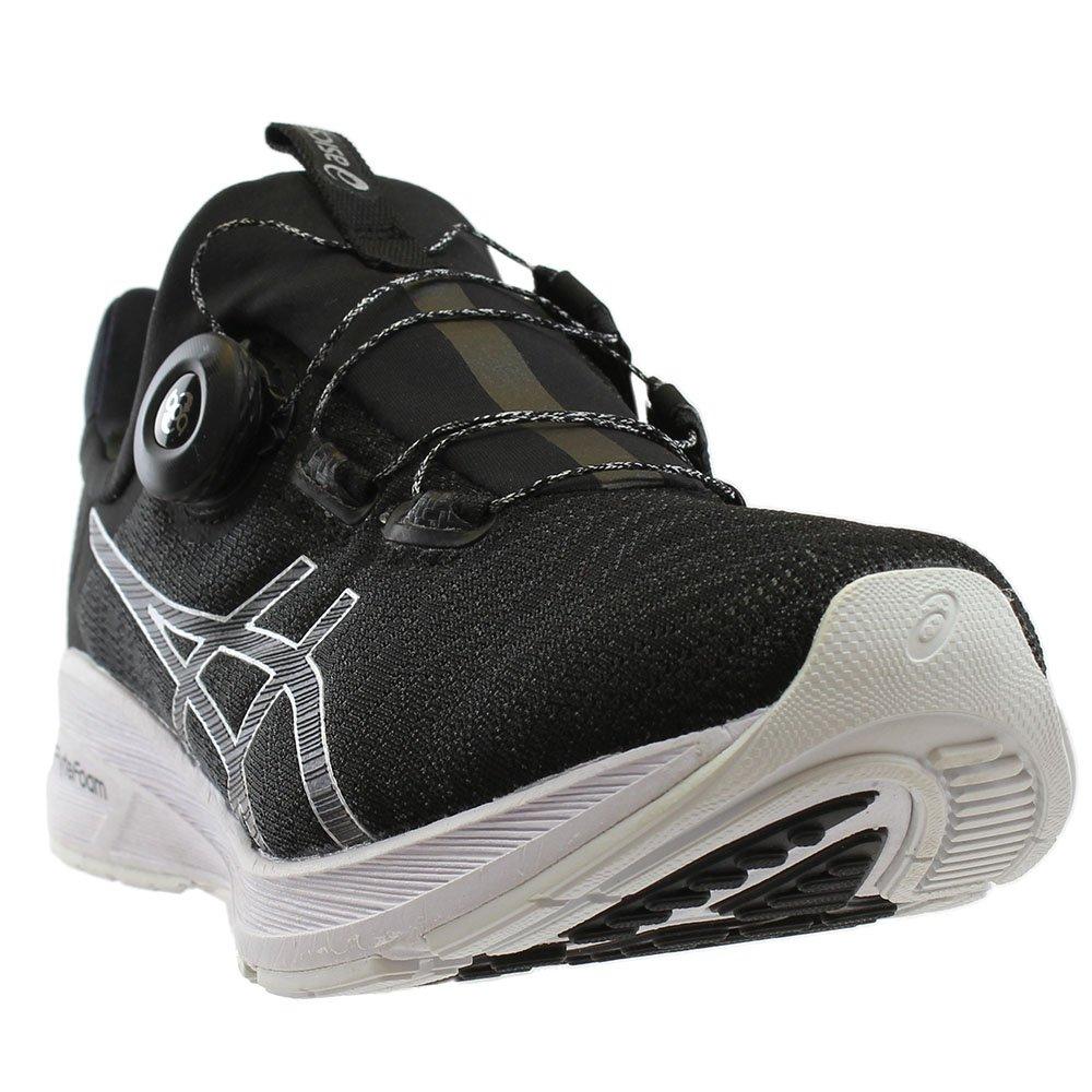 ASICS Mens Dynamis FlyteFoam DynaPanel Running Shoes B074HDMPJN 7.5 D(M) US|Carbon/Black/White