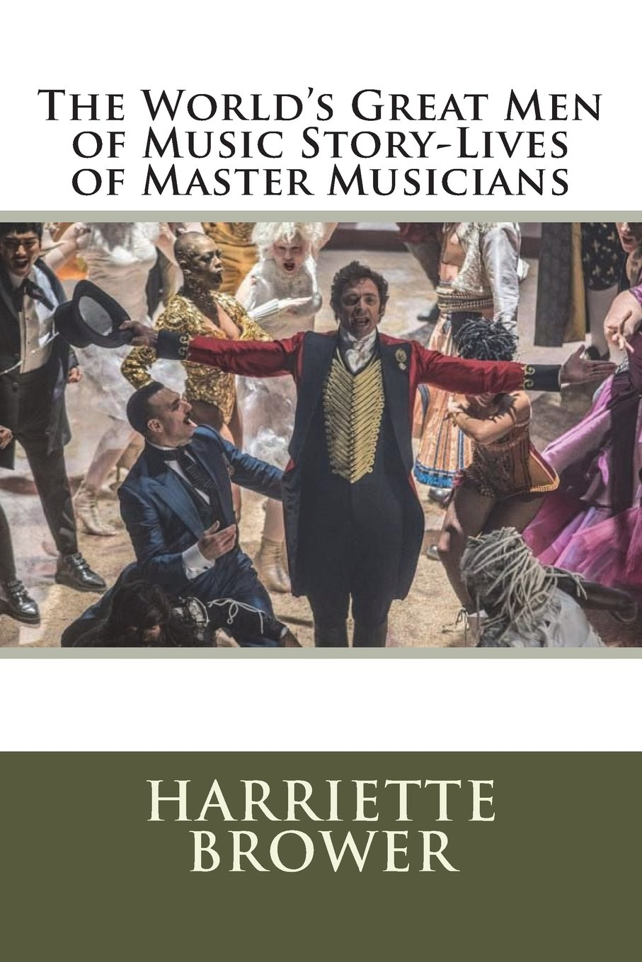 Download The World's Great Men of Music Story-Lives of Master Musicians PDF