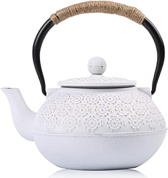 Sotya Cast Iron Teapot