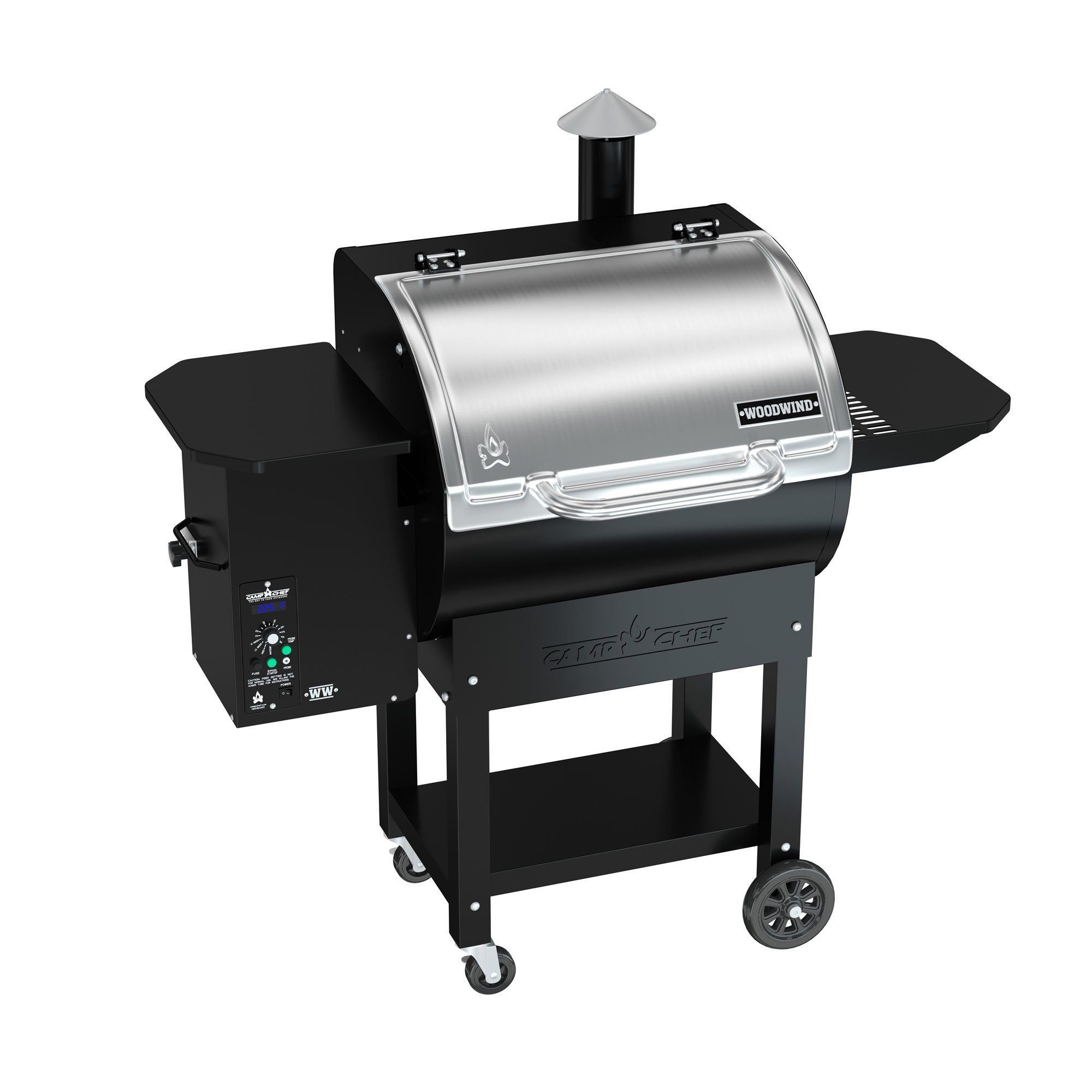 Camp Chef Woodwind Classic Pellet Grill Without Sear Box