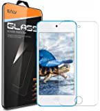Elv Anti-Shatter Tempered Glass Screen Protector Scratch Free Ultra Clear Hd Screen Guard For iPod Touch 5 / 6