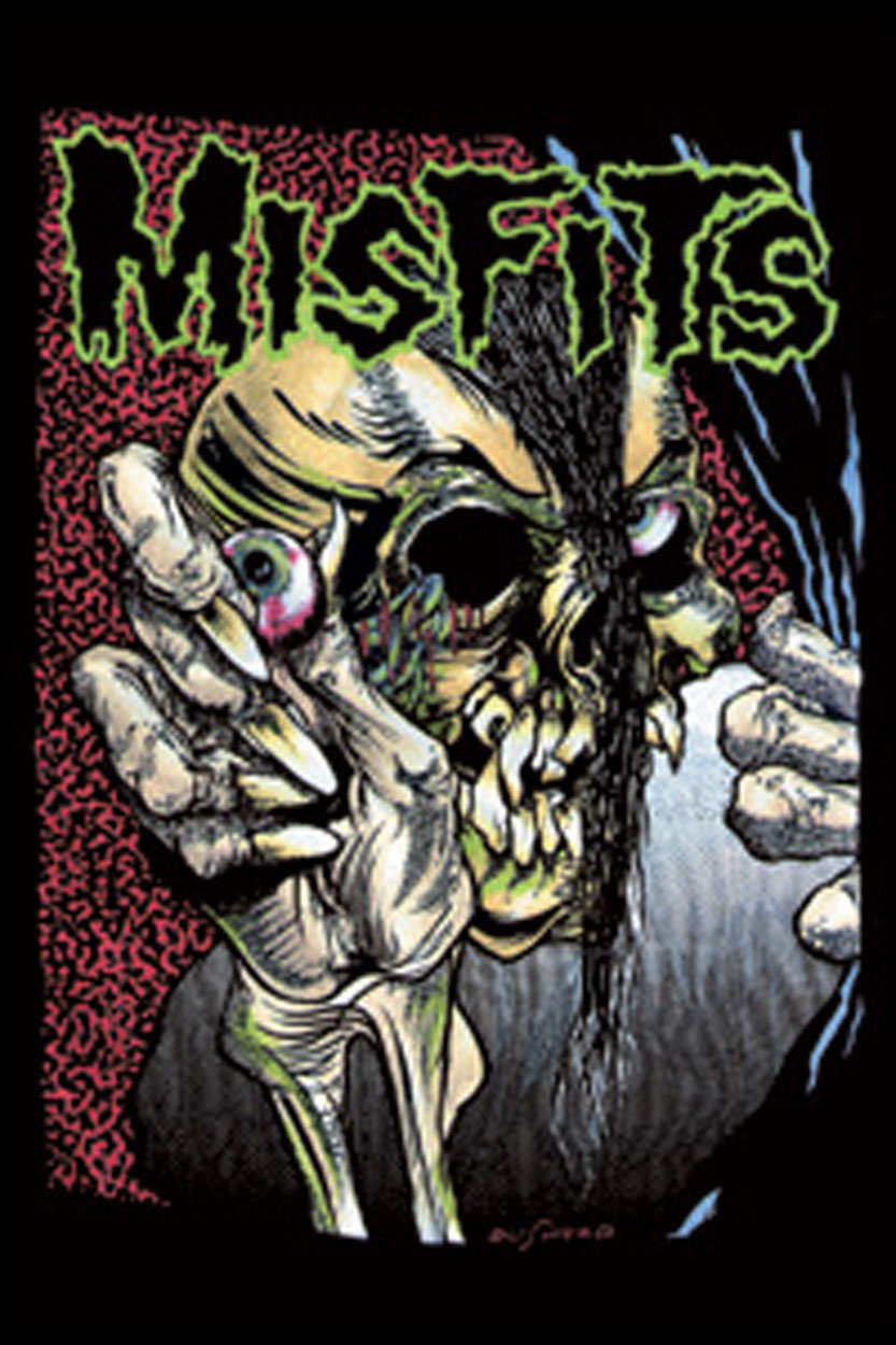 Licenses Products Misfits Pushed Magnet