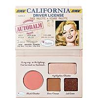 theBalm Autobalm Face Palette, California, 1.9 Oz