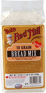 product image for Bob's Red Mill 10 Grain Bread Mix, 19-ounce (Pack of 4)