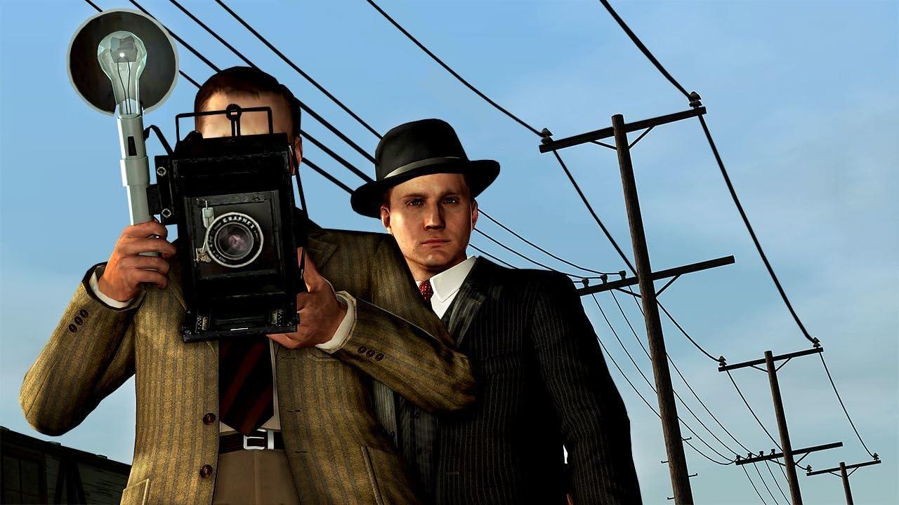 Take-Two Interactive L.A. Noire - Juego (Xbox 360, Aventura, Team Bondi, M (Maduro), DVD-DL): Amazon.es: Videojuegos