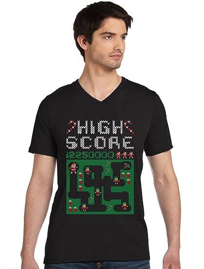 Amazoncom Tstars Teestars Santa Video Game Ugly Christmas