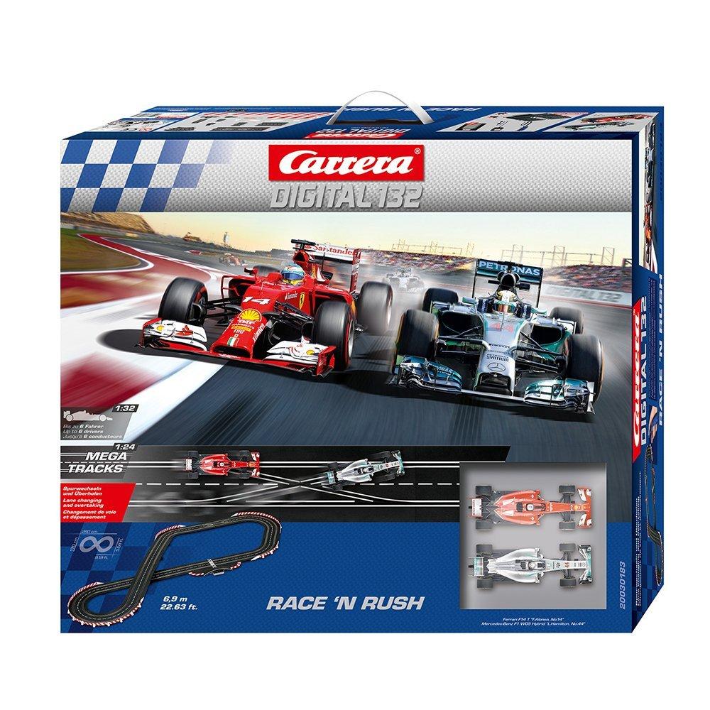 Carrera Digital 132 - Race 'N Rush Race Set by Carrera USA (Image #2)