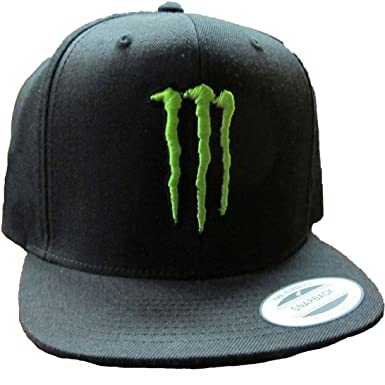 8741b53545 The Outlaw Monster Energy Hat Cap at Amazon Men s Clothing store