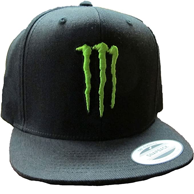 6933eca925d The Outlaw Monster Energy Hat Cap at Amazon Men s Clothing store