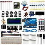 Arduinoをはじめよう 初心者実験 キット 基本部品セット20in1 UNO R3互換ボード(Arduino学習キット基本版)
